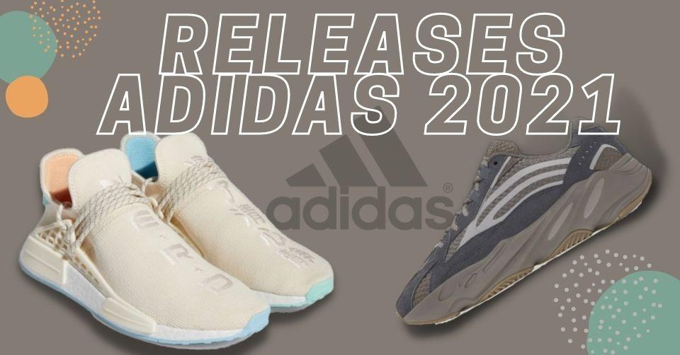 Komende adidas releases 2021
