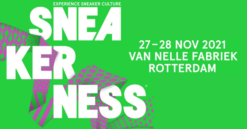 Sneakerness Rotterdam
