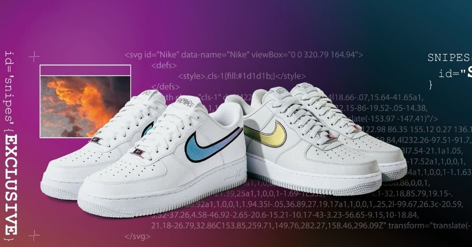 Snipes Air Force1 Source Code Pack