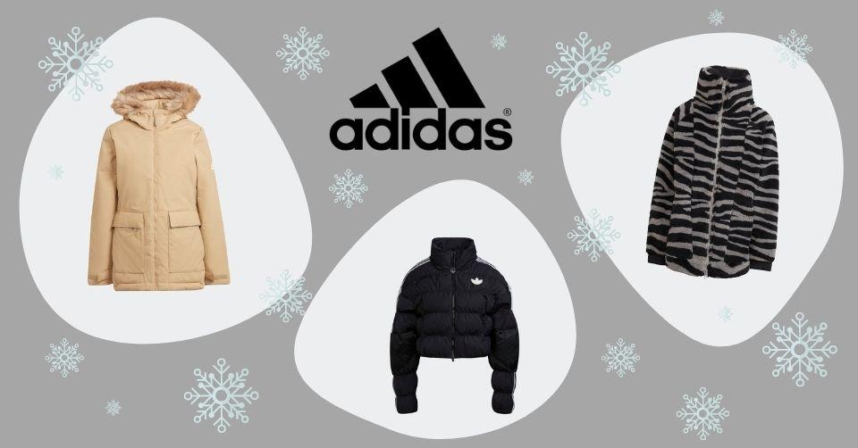 Winterjassen bij adidas