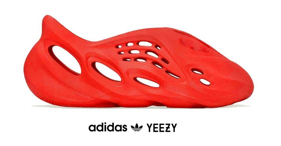 adidas Yeezy Foam Runner 'Vermillion'