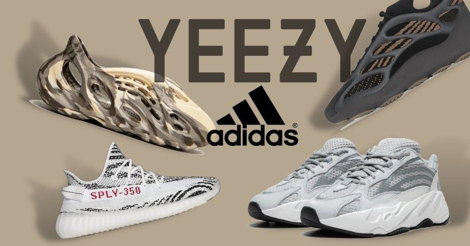 Hoe adidas Yeezy een van de grootste spelers in de sneakerwereld werd