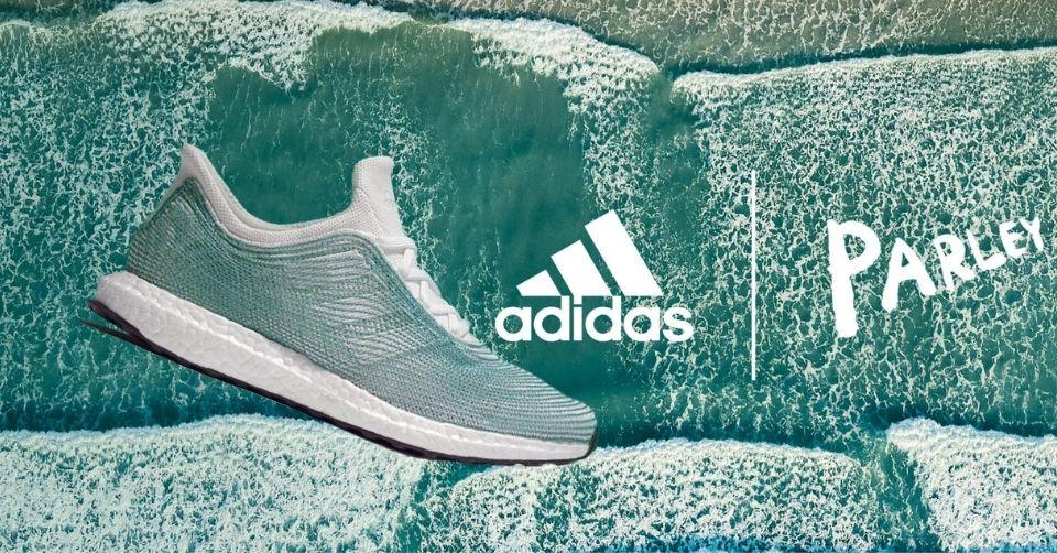 adidas x Parley strijdt voor een duurzame planeet