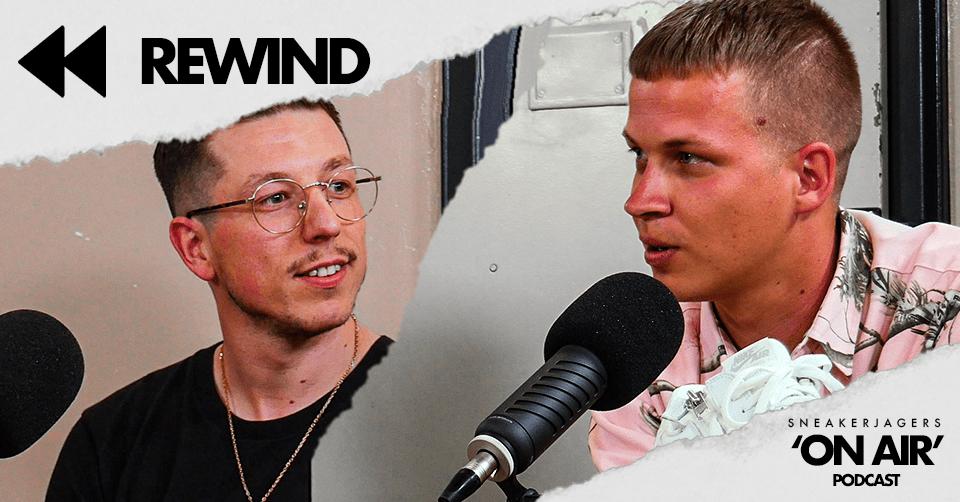 Podcast Rewind –  Michael Hubner & Jord Gijsberts