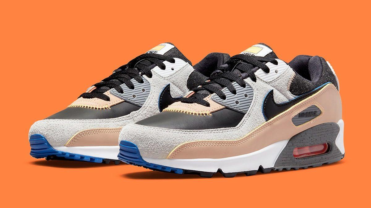 Nike Air Max 90 Alter & Reveal
