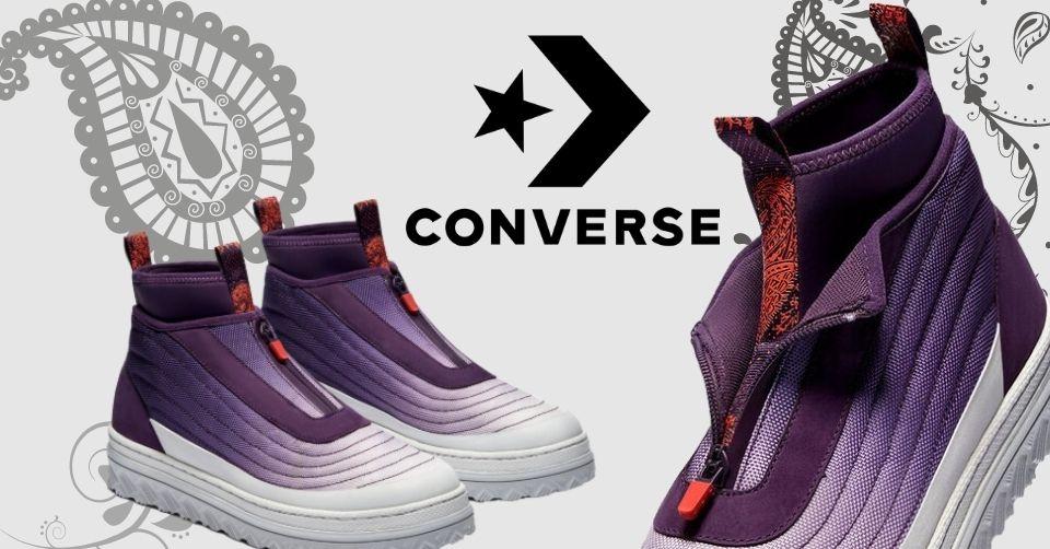 Nieuwe collab Converse x paria /FARZANEH is gedropt