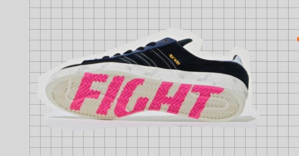 size? x adidas Campus 80 'Fight Club'