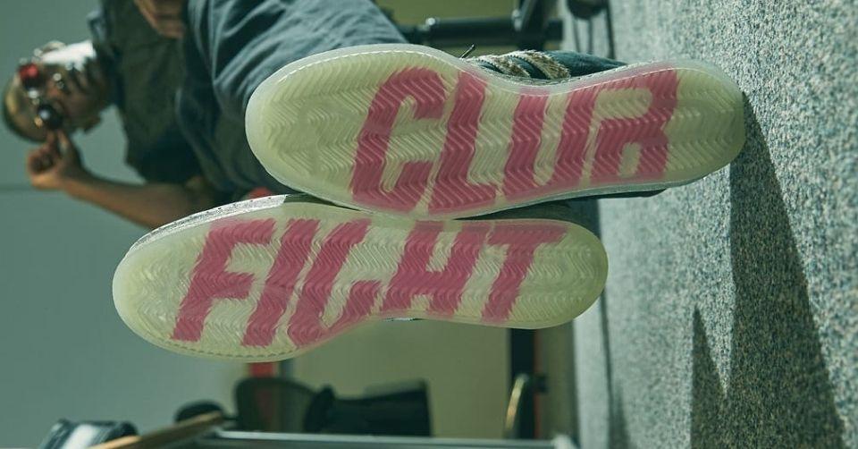 Size? en adidas raken geïnspireerd door de film 'Fight Club'
