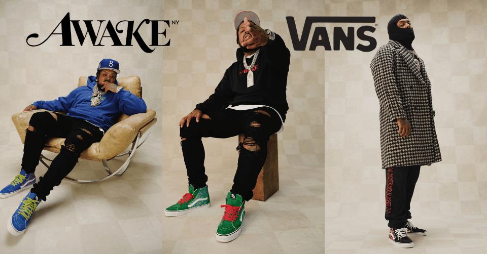 Awake NY x Vans