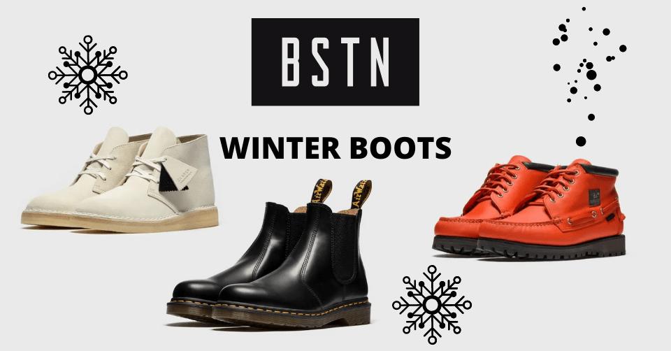 BSTN winter boots