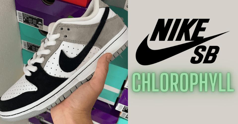 Nike SB Dunk Low krijgt 'Chlorophyll' colorway