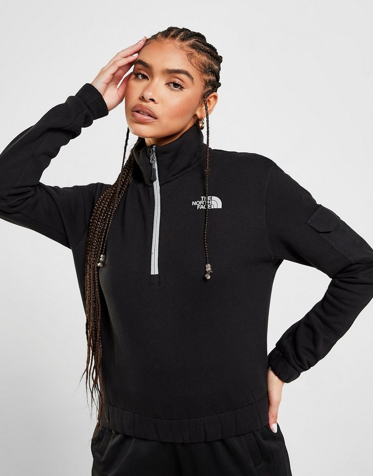 JD Sports The North Face Zip Top