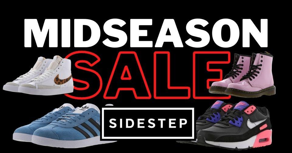 Midseason Sale Sidestep