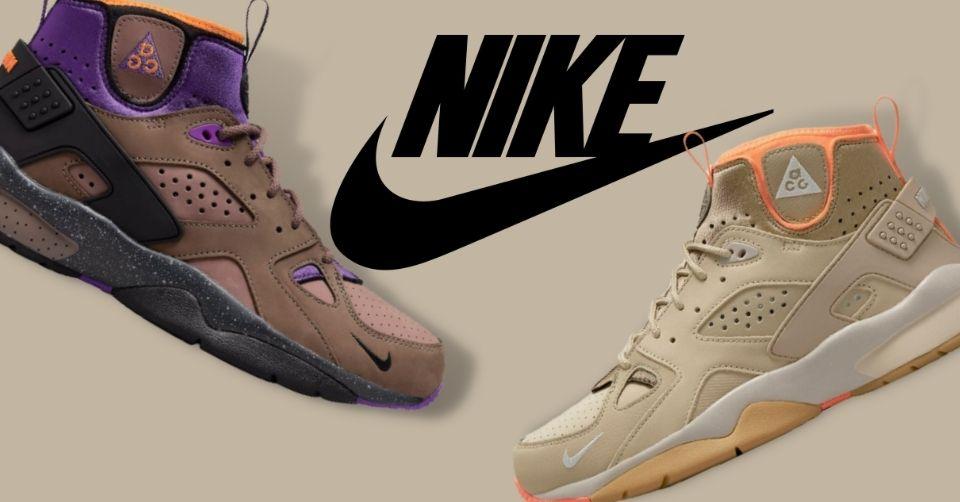 Nike ACG Air Mowabb komt met twee nieuwe colorways