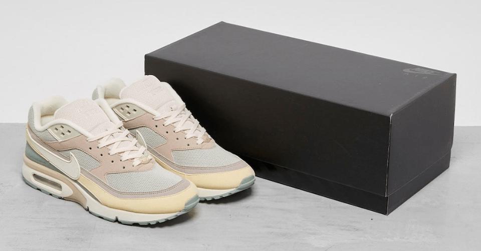 Nike Air Max BW 'Light Stone'