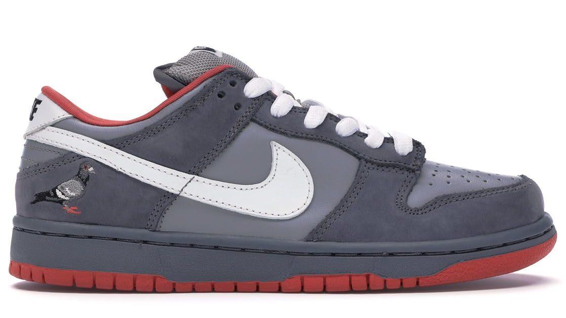 Nike SB Dunk Low 'Staple NYC Pigeon'