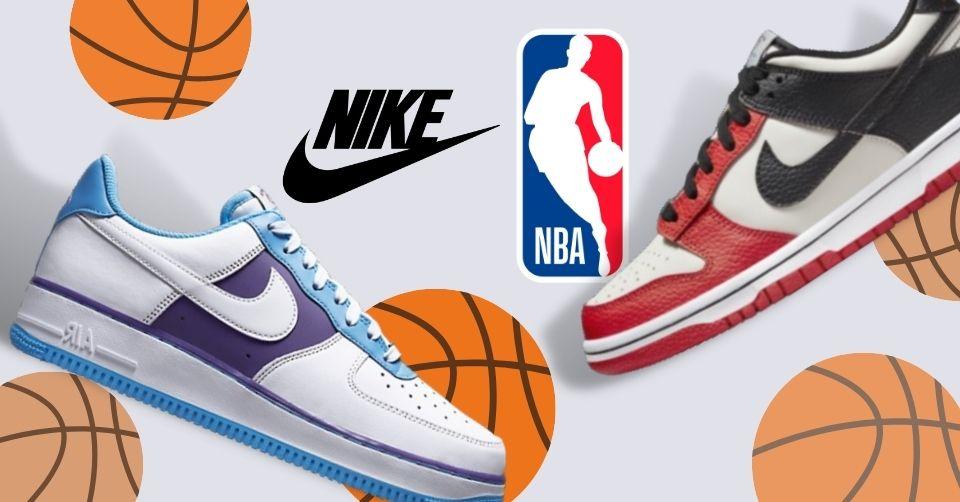 Nike komt met 'NBA 75th Anniversary' pack