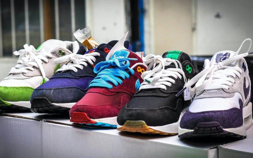 Nike Patta 5th Anniversary pack