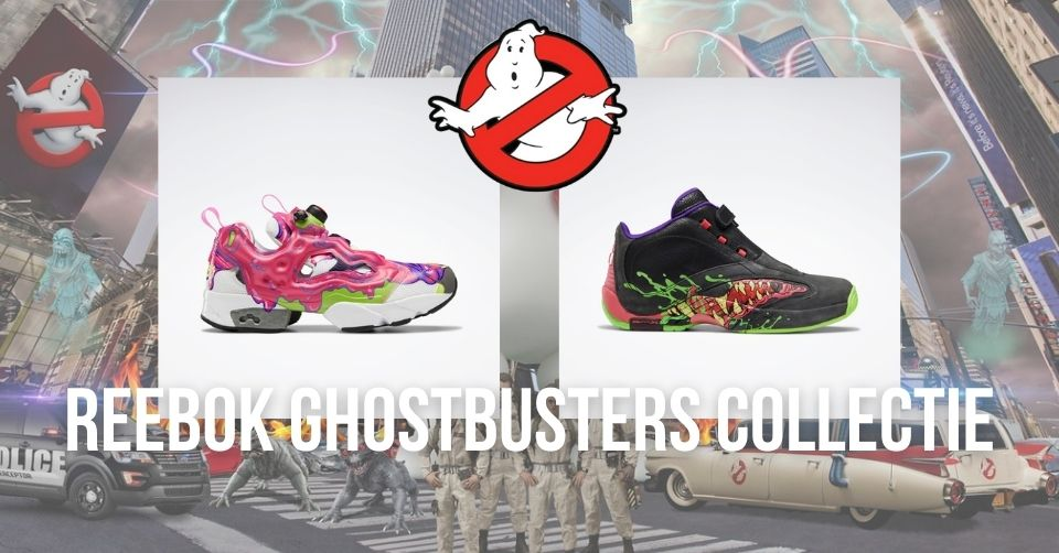 Reebok Ghostbusters Collectie