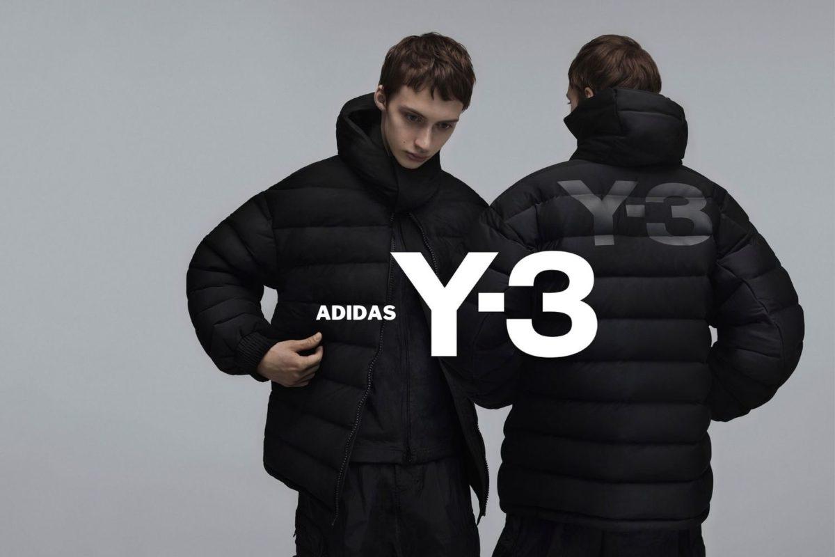 Zo stijl jij de items uit de Y-3 collectie van adidas