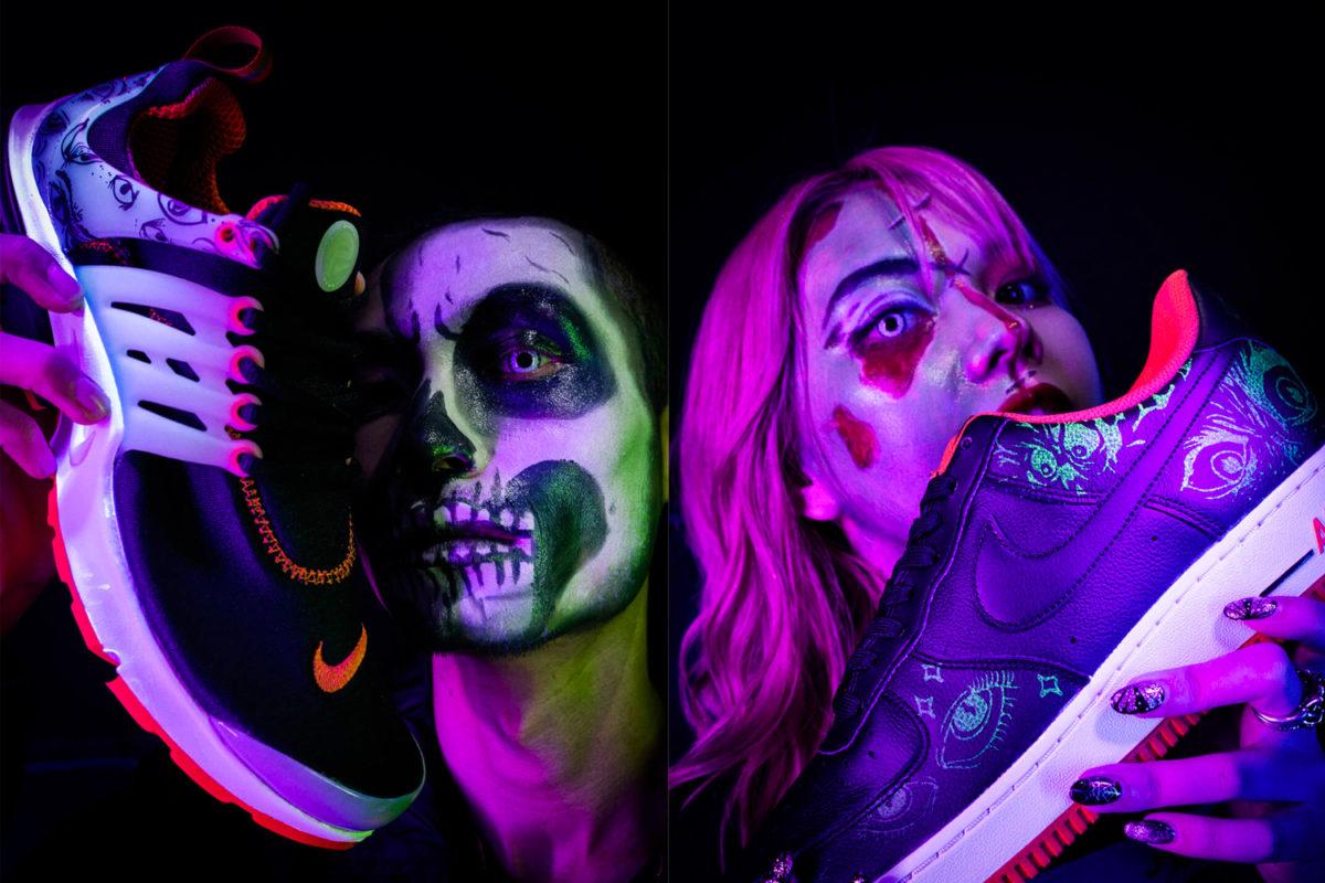 Een Sneakerjagers Halloween: Horror Films & Sneakers Deel 1
