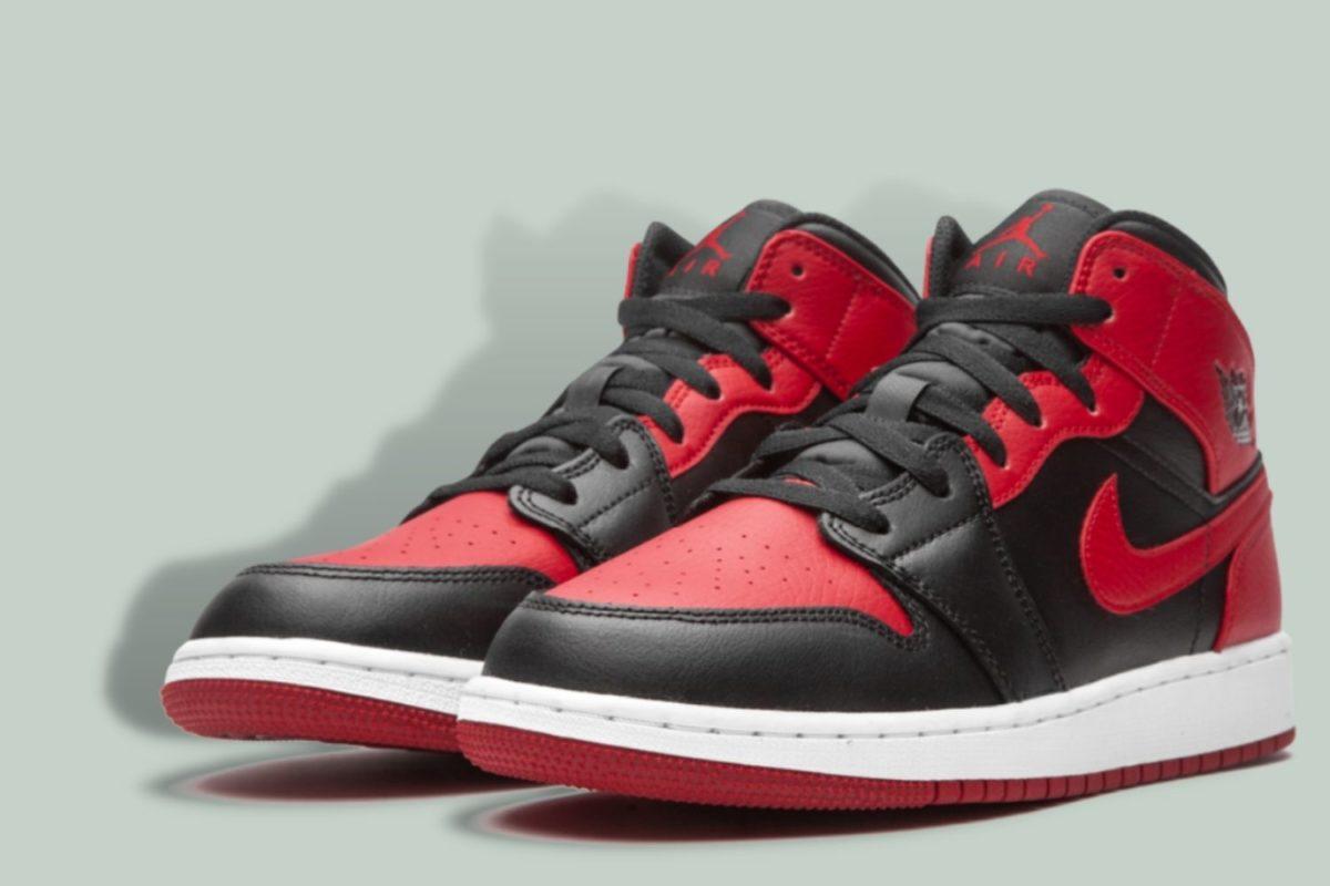 Air Jordan 1 Mid steeds populairder op StockX