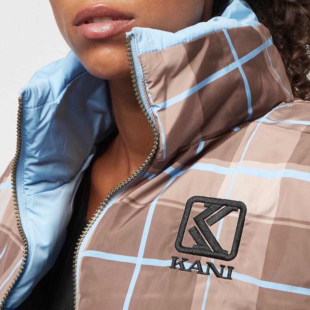 Karl Kani reversible jacket