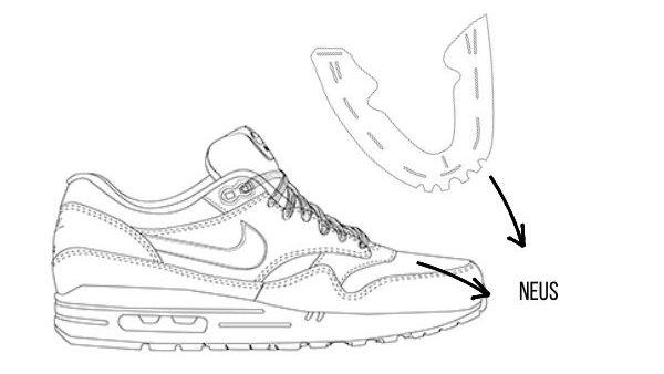 neus sneaker