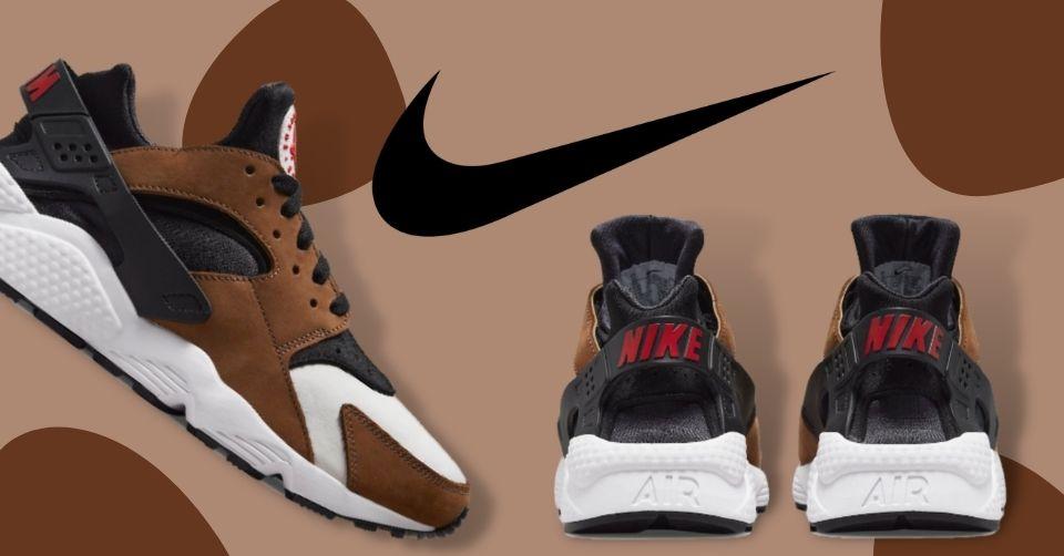 Nike Air Huarache 'Escape 2.0' wordt binnenkort gereleased