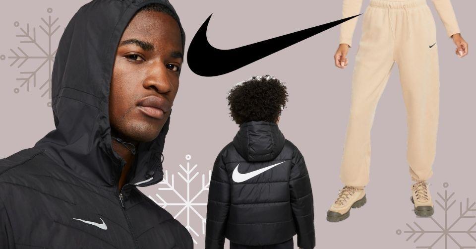 De beste picks uit de Nike Winter Wear collectie