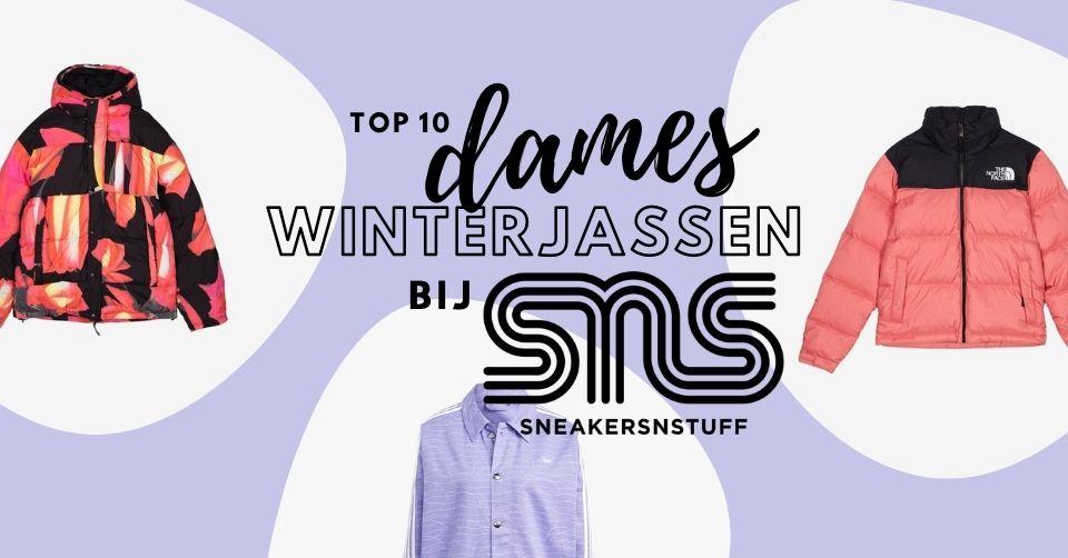 top 10 dames winterjassen bij sns
