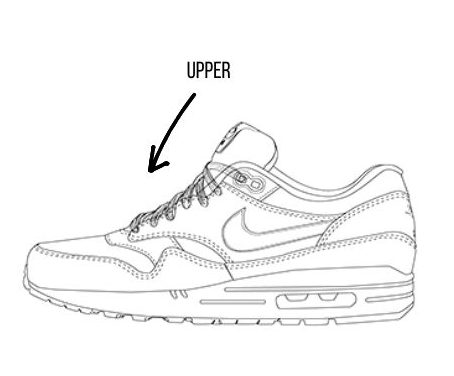 upper sneaker