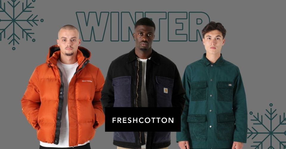 De beste winterjassen picks bij Freshcotton