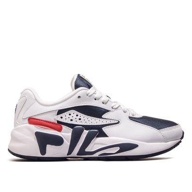 Damen Sneaker Mindblower White Navy Red productafbeelding