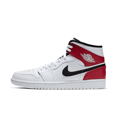 "Nike Air Jordan 1 Mid ""Chicago Remix"" productafbeelding"