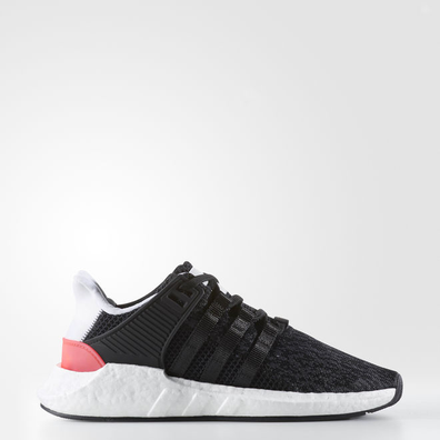 Adidas zwarte EQT Support 93/17 productafbeelding