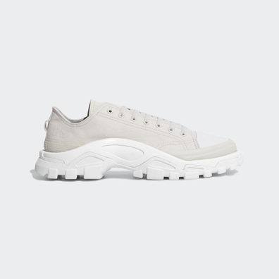 Adidas By Raf Simons witte Detroit Runnersneakers productafbeelding