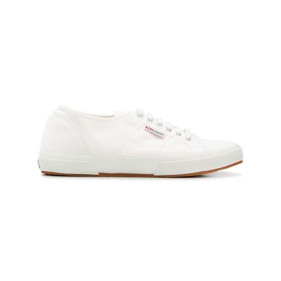 Superga vetersneakers - Wit productafbeelding