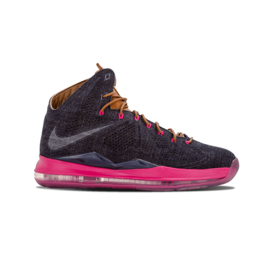 Nike Lebron 10 EXT Denim QS productafbeelding