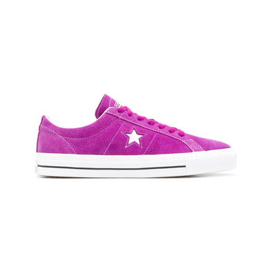 Converse One Star Pro OX trainers - Paars productafbeelding
