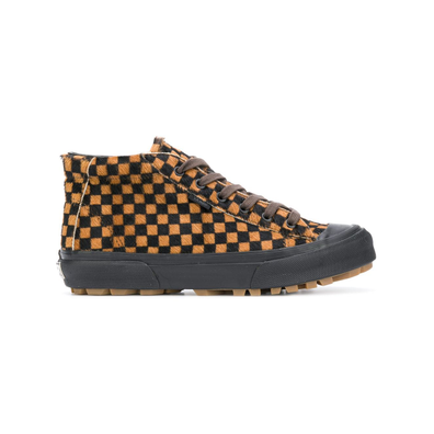 Vans Checkerboard hi-top productafbeelding