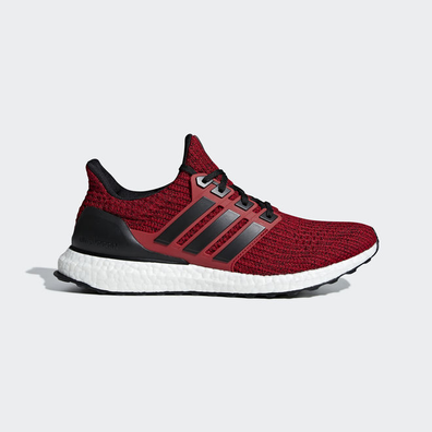 adidas Ultra Boost 4 Power Red Core Black productafbeelding