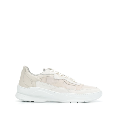 Filling Pieces Vetersneakers - Wit productafbeelding