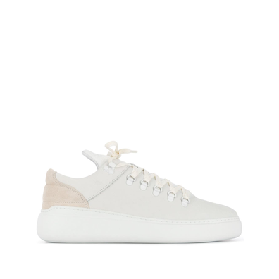 Filling Pieces Sneakers met plateauzool - Wit productafbeelding