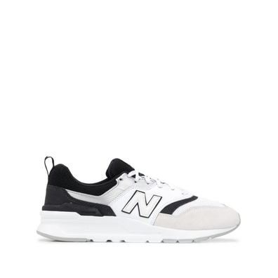 New Balance Sneakers met veters - Wit productafbeelding