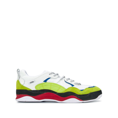 Vans Sneakers met colourblocking - Wit productafbeelding