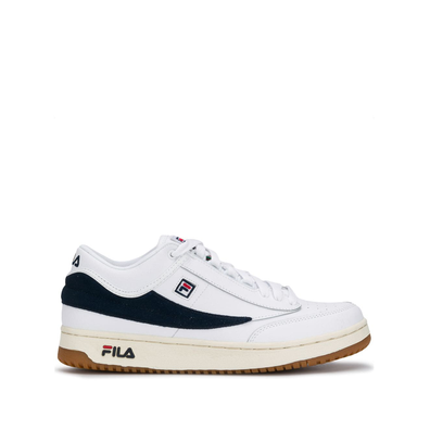 Fila Sneakers met plateauzool - Wit productafbeelding