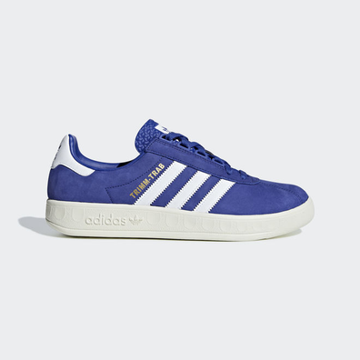 adidas Trimm Trab *Merseyside Pack* (Active Blue / Ftwr White / Gold M productafbeelding
