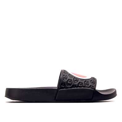 Damen Slide Multi Lido Black productafbeelding