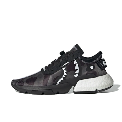 NEIGHBORHOOD X BAPE X adidas POD-S3.1 productafbeelding